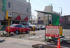 商協駐車場
